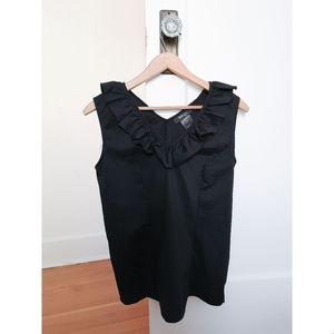 Black Style & Co. Sleeveless Blouse